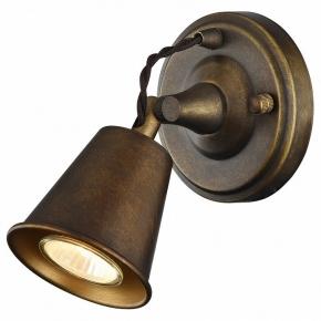 Настенно-потолочный светильник Favourite Glocke 1582-1W