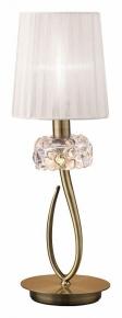 Настольная лампа Mantra Loewe Antique Brass 4737