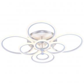 Потолочная светодиодная люстра Evoluce Cerina SLE500552-08
