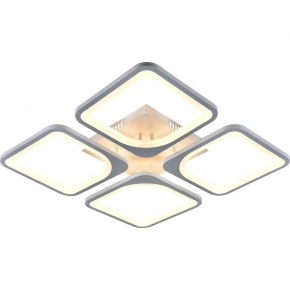 Потолочная светодиодная люстра Evoluce Valenta SLE500452-04