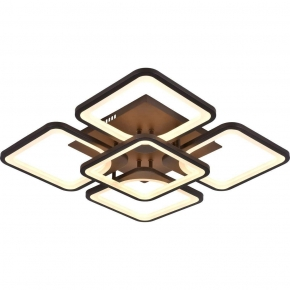 Потолочная светодиодная люстра Evoluce Valenta SLE500472-05