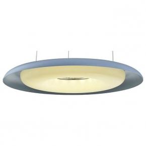 Подвесной светодиодный светильник Horoz Deluxe синий 019-012-0035 (HRZ00002268)