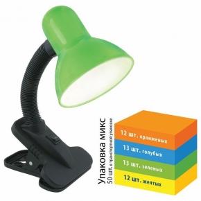 Набор из 50 настольных ламп Uniel TLI-222 TLI222MIXE27