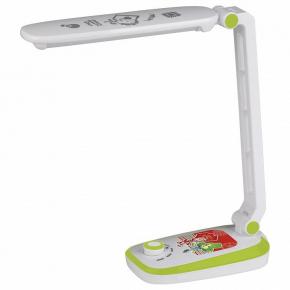 Интерьерная настольная лампа  NLED-425-4W-GR