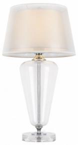 Интерьерная настольная лампа Verre Z005TL-01CH