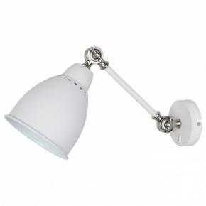 Настенный светильник Arte Lamp Braccio A2054AP-1WH