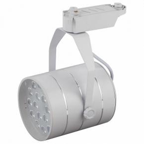 Трековый светильник  TR3 - 18 WH