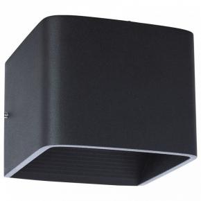 Настенный светодиодный светильник Arte Lamp Scatola A1423AP-1BK