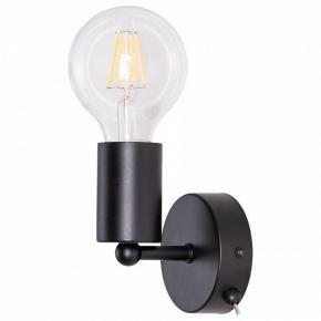 Бра Arte Lamp Fuori A9184AP-1BK