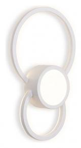 Настенный светодиодный светильник Ambrella light Metallic FL413