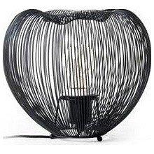 Настольная лампа декоративная Zumaline Cage TL-15012-BK