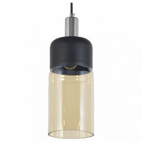 Подвесной светильник Chitarra E 1.3.P1 B