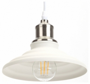 Подвесной светильник  PL4 WH/SN