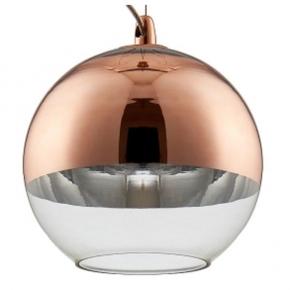 Подвесной светильник Crystal Lux Woody SP1 D200 Copper