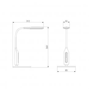 Точечный светильник Ogma DLN116 GU10