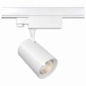 Трековый светодиодный светильник Maytoni Vuoro TR029-3-10W4K-W