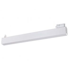 Трековый светодиодный светильник Novotech Iter 358047