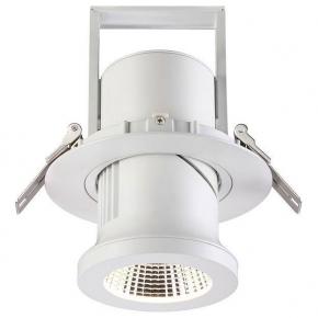 Точечный встраиваемый светильник Novotech Prometa 357872