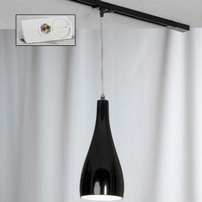 Трековый светильник однофазный Lussole Track Lights LSF-1196-01-TAW