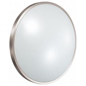 Настенно-потолочный светодиодный светильник Sonex Lota Nickel 2088/EL