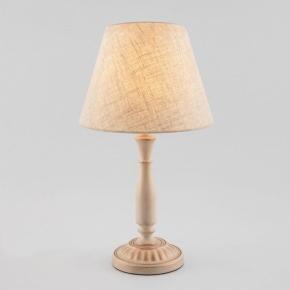 Настольная лампа Eurosvet London 01060/1 белый с золотом