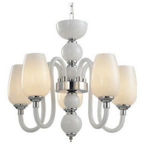 Подвесная люстра Arte Lamp Lavinia A1404LM-5WH