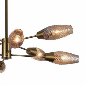 Потолочный светодиодный светильник Kink Light Медина 05412,19