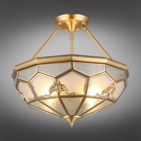 Подвесной светодиодный светильник Kink Light Галла 07545-4,21