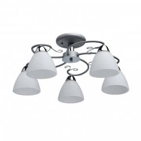 Потолочная люстра Ring A001/4 Red