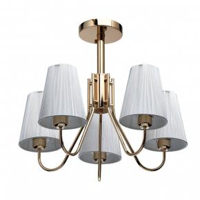 Потолочная люстра Ring A001/4 Yellow