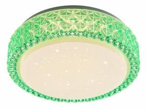 Потолочный светодиодный светильник Citilux Кристалино CL705013
