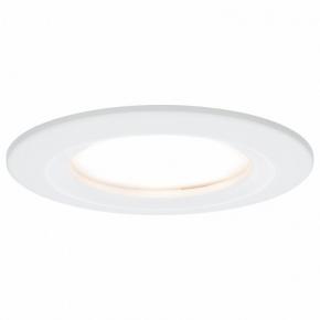 Встраиваемый светодиодный светильник Paulmann Premium Slim Coin 93858