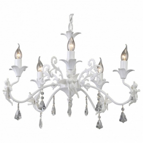 Подвесная люстра Arte Lamp Angelina A5349LM-5WH