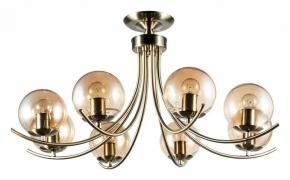Потолочная люстра Arte Lamp Scarlett A2715PL-8AB