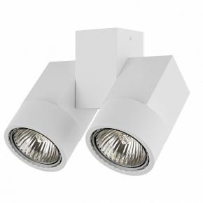 Точечный накладной светильник Lightstar Illumo X2 051036