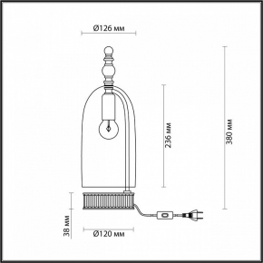 Подвесной светильник Nowodvorski Poly 8882