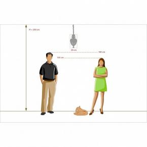 Подвесной светодиодный светильник Newport 8261/S chrome М0064701