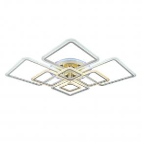 Потолочная светодиодная люстра Wedo Light Базильо 75358.01.09.08