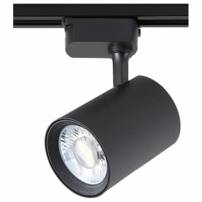 Трековый светильник однофазный Crystal Lux CLT 0.31 006 40W BL