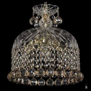 Подвесная люстра Bohemia Ivele 14781/25 G Balls K721