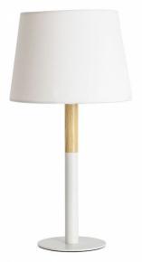 Интерьерная настольная лампа Connor A2102LT-1WH