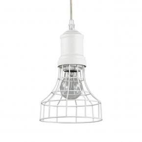 Подвесной светильник Ideal Lux Cage SP1 Plate 122632