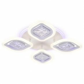 Потолочная светодиодная люстра Ambrella light Ice FA280