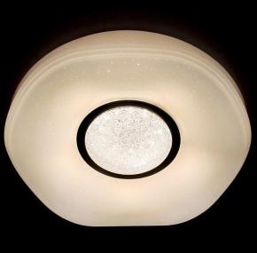 Потолочный светодиодный светильник Ambrella light Orbital Crystal Sand FS1237WH 72W D490