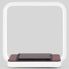 Настольная лампа декоративная Eurosvet Frame 80502/1 коричневый