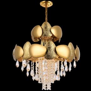 Подвесной светильник Newport 10124+14/S gold М0064265