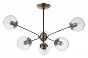 Подвесная люстра Arte Lamp Meissa A4164PL-6AB