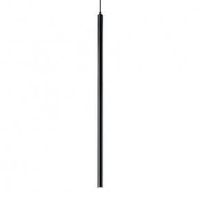 Подвесной светильник Ideal Lux Ultrathin ULTRATHIN SP1 BIG NERO