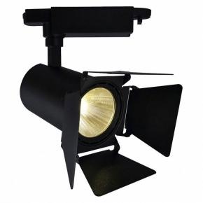Потолочный светильник Arte Lamp Track Lights A6720PL-1BK