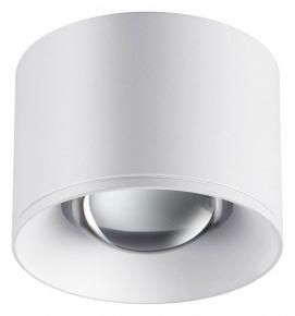 Накладной светодиодный светильник Novotech OVER NT21 000 PATERA 358651